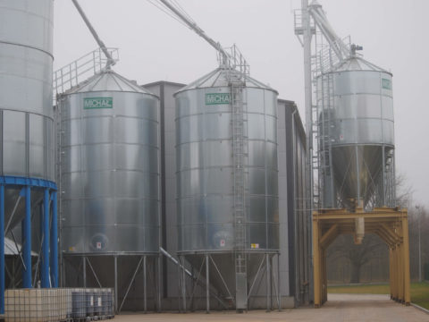 Feed Mixing Plants